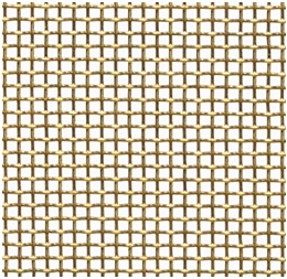 Brass Mesh Wire Mesh Amp Screens For Industrial