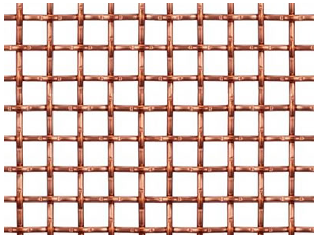 Copper Mesh   Wire Mesh & Screens for Industrial Applications ...