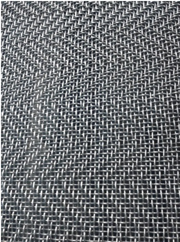 Herringbone Mesh Wire Mesh Amp Screens For Industrial